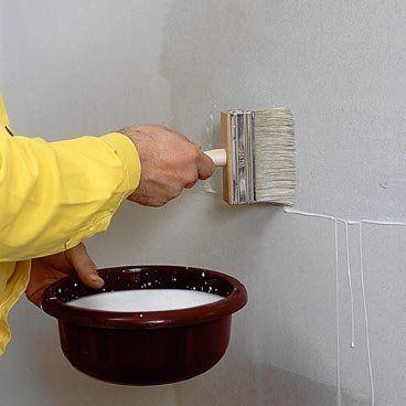 Przygotowanie powierzchni do malowania