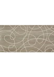 Tubądzin BILOBA modern dekor ścienny 30,8x60,8