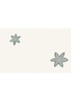 Paradyż Artable Bianco wstawka 25x40 G1