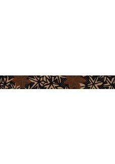 Paradyż Artable Brown listwa drukowana 4,8x40 G1