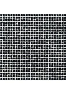 Tubądzin BLACK mozaika szklana 30x30