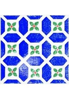 Tubądzin Dekor ścienny Majolika Avignon 15 20x20