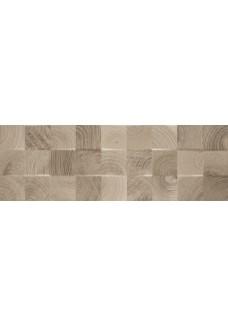 Paradyż DAIKIRI Brown Wood 25x75cm - struktura (kostki)