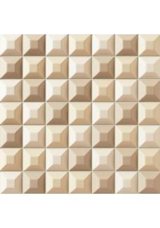 Tubądzin ELEMENTARY cream mozaika ścienna 31.4x31.4