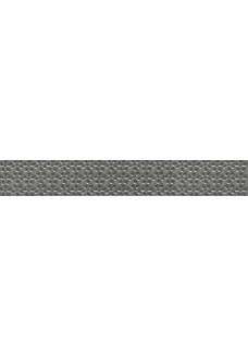 Paradyż Kwadro Firletka listwa Nero 4,8x25 G1