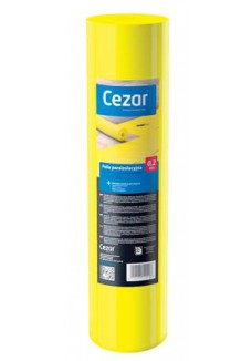 Folia Cezar BASIC IZOPAR 2x15m (0,2mm)