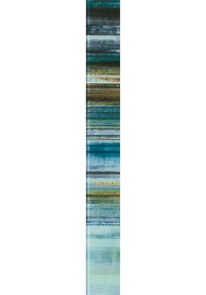 Paradyż Laterizio listwa szklana 7x60