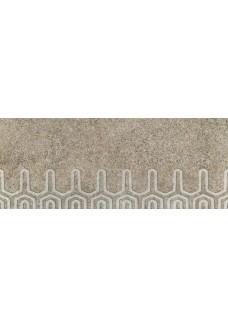Tubądzin LEMON STONE grey B dekor ścienny 29.8x74.8