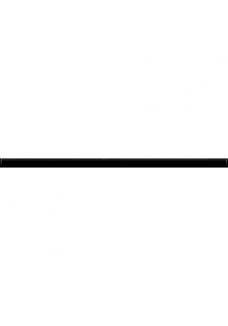 uniwersalna listwa szklana nero 3x75