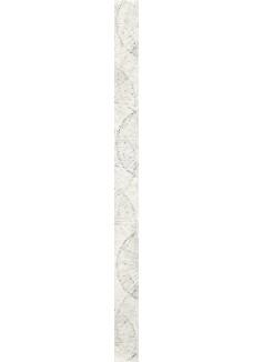Paradyż Nirrad bianco listwa 4x60