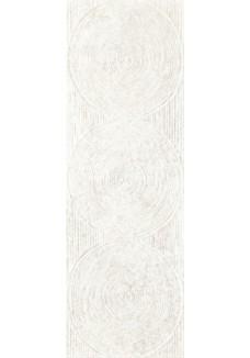 Paradyż Nirrad bianco struktura 20x60