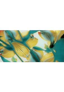 Tubądzin Dekor ścienny Coll Flower 29,8x59,8