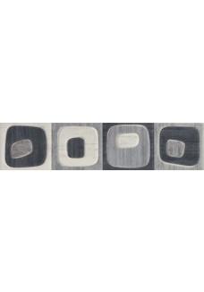 Tubądzin Listwa ścienna Modern Square 1 44,8x10,5