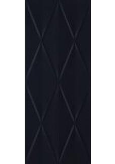 Tubądzin Płytka ścienna Abisso Navy  Struktura 29.8x74.8