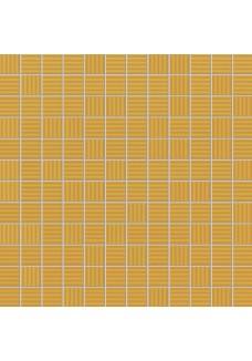 Tubądzin Mozaika ścienna Coll honey 29,8x29,8