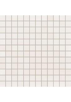 Tubądzin Mozaika ścienna Coll white 29,8x29,8