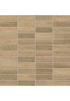 Tubądzin Mozaika ścienna Ilma brown 29,8x29,8