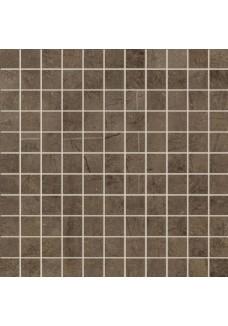 Tubądzin Mozaika ścienna Palacio brown 29,8x29,8