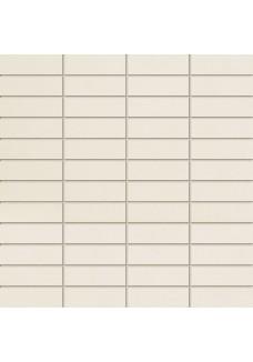 Tubądzin ZIRCONIUM white mozaika ścienna 29,8x29,8