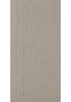 Paradyż SAND grys stopnica prosta mat 29,8x59,8