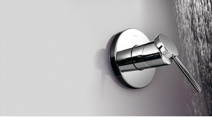 Mono-term podtynkowe baterie prysznicowe