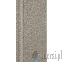 Paradyż SAND grafit stopnica prosta mat 29,8x59,8