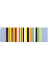 Tubądzin Pastele Listwa ścienna Lima 3A (paski) 20x5,8