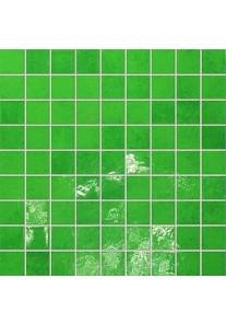 Tubądzin MAJOLIKA 14 mozaika ścienna kwadratowa 30,1x30,1