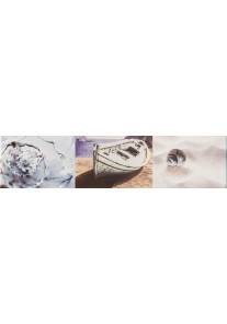 Tubądzin MAXIMA violet 1 Listwa ścienna 44,8x10