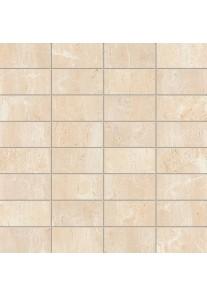 Tubądzin Mozaika ścienna Bellante beige 30,8x30,3