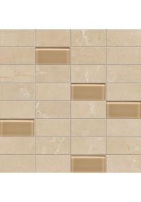 Tubądzin Mozaika ścienna Gobi beige 30,8x30,3