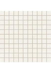 Tubądzin TIMBRE white mozaika ścienna 29,8x29,8 G1