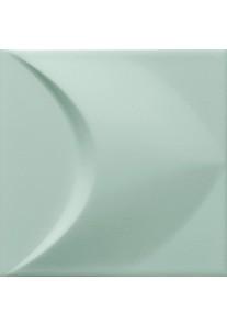Tubądzin COLOUR Mint STR 2 14,8x14,8