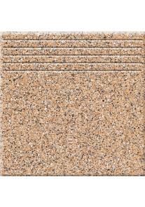 Tubądzin Stopnica podłogowa Tartan 10 33,3x33,3