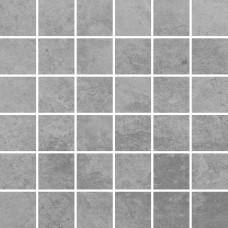 Cerrad TACOMA Silver Mozaika 30x30