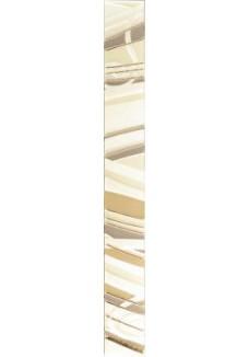 Paradyż Carioca beige listwa C 4,8x40