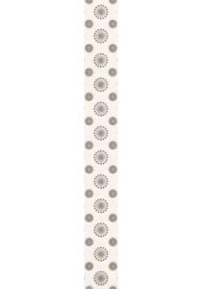 Paradyż Piumetta bianco listwa B 7x59,5
