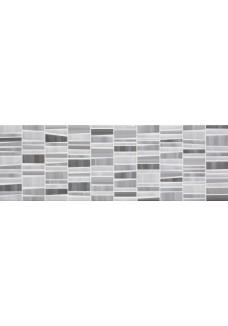 Saloni VETRO Gris 20x60 Mozaika