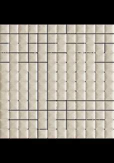 Paradyż SYMETRY Beige mozaika 60x60