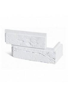 Stegu PARMA 1 white narożnik (12szt. = 0,9mb)