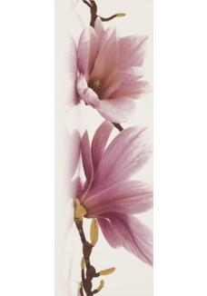 Paradyż Abrila inserto Kwiat A (błyszczący) 20x60 G1