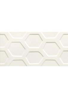 Tubądzin ALL IN WHITE / White 1 STR 29,8x59,8 G1