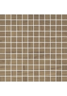 Paradyż Amiche Brown mozaika cięta 29.8x29.8 G1