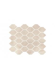 Nowa Gala AQUAMARINA AQM03 mozaika heksagon 27x32