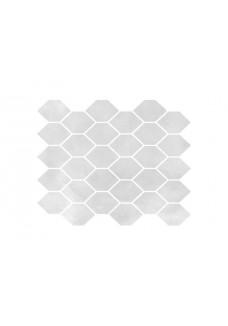 Nowa Gala AQUAMARINA AQM12 mozaika heksagon 27x32
