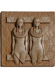 Stones ZODIAK Afryka Bliźnięta (200x200mm) STND-00061_3