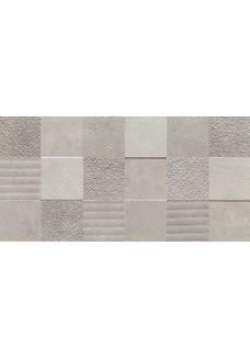 Tubądzin BLINDS grey STR 1 dekor ścienny 29,8x59,8