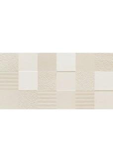 Tubądzin BLINDS white STR 1 dekor ścienny 29,8x59,8