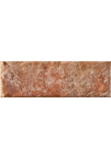 Tubądzin BRICKTILE red 23,7x7,8
