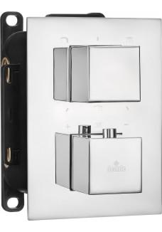Deante Box Element zewnętrzny do BOXa termostatycznego - kwadratowy